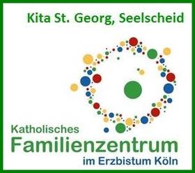 Logo Kita Sankt Georg - Katholisches Familienzentrum